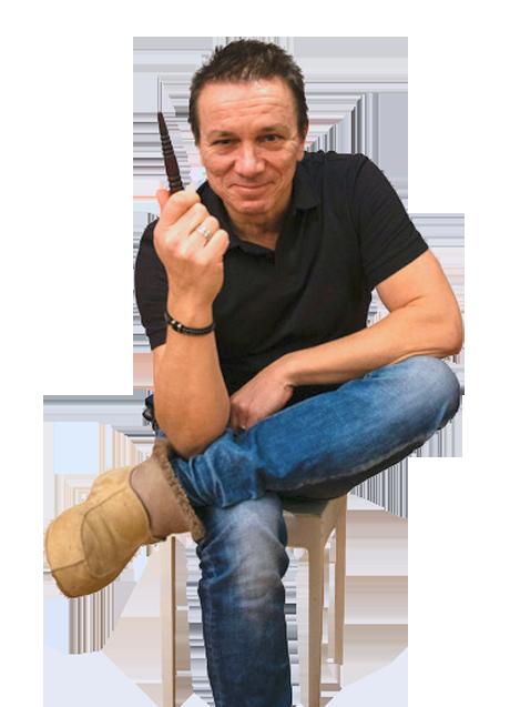 Reflexolog Eric Lebert Hirvi Kurser Behandlingar